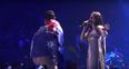 Eurovision streaker