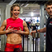 13. Gemma Atkinson looks gobsmacked as she sees abs or the first time.