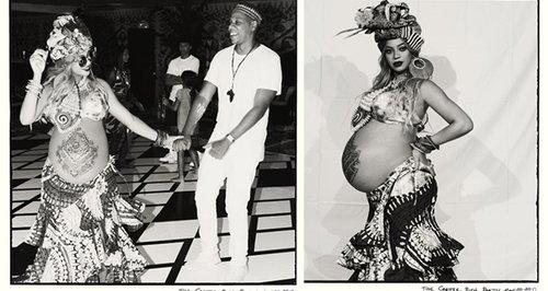 Beyonce Push Party