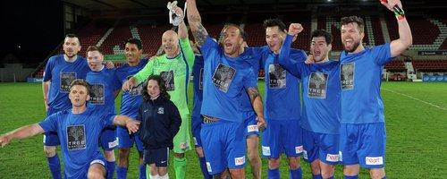Celebrity Football Wiltshire
