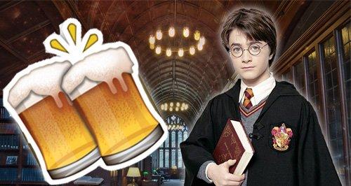 Harry Potter Pub canvas