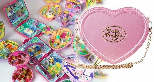 Polly Pocket canvas