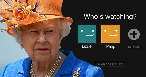 Queen Elizabeth is a fan of this Netflix show