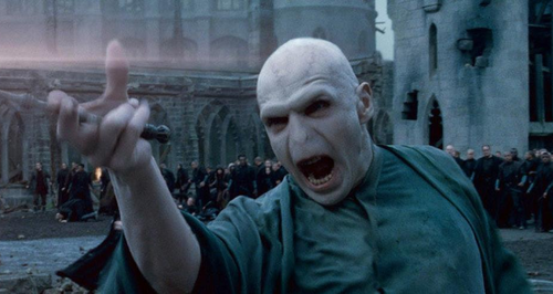 Voldemort: the origins of the heir