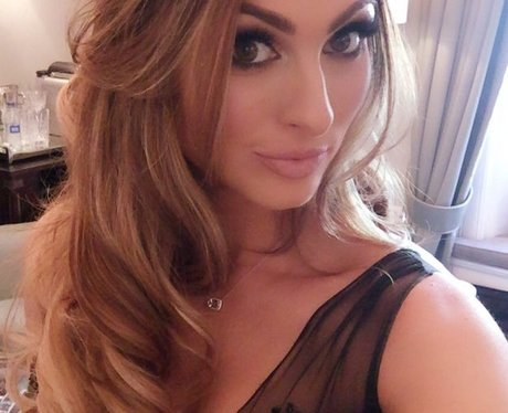 Luisa Zissman has revealed she is expecting her th