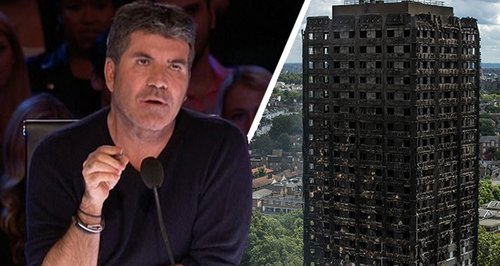 This Is How Simon Cowell Will Help Those Affected