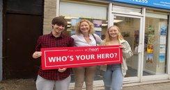Heart Hertfordshire Hero Awards - Rickmansworth