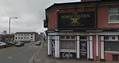 Forge Tavern Digbeth Birmingham