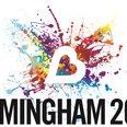 Birmingham commonwealth 2022 logo