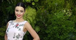 Miranda Kerr's Reveals Wedding Photos For Vogue An