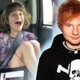 Girl surprised by ed sheeran gig asset