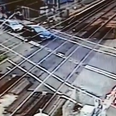 Purfleet Level Crossing Crash