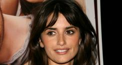Penelope Cruz at a screening
