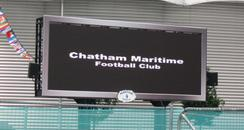 Chatham World Cup Screen